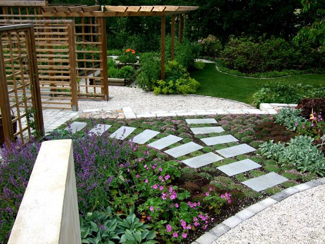 ZistO trädgårdsdesign
